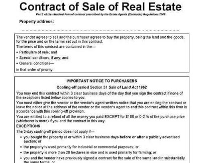 contract-of-sale-of-land