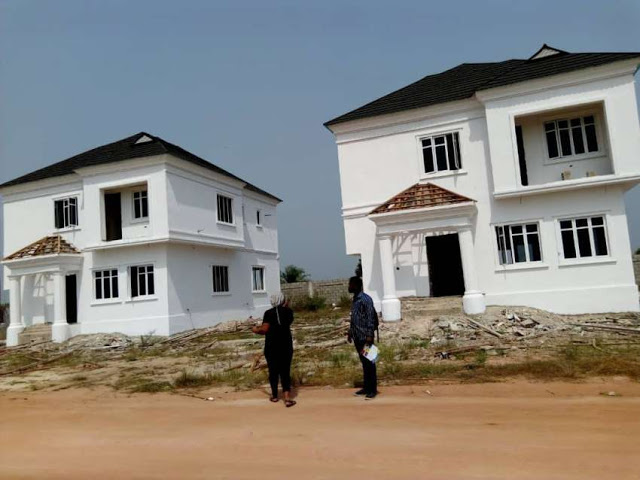 Amen estate located in Africa's fastest growing city